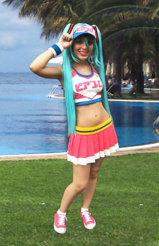 Miku Hatsune - Cheer ver. by MikuMikuLulu