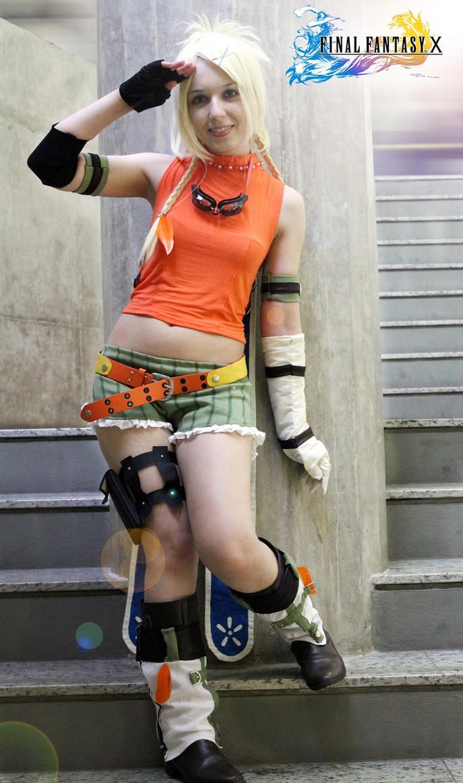 Rikku - Final Fantasy X by MikuMikuLulu