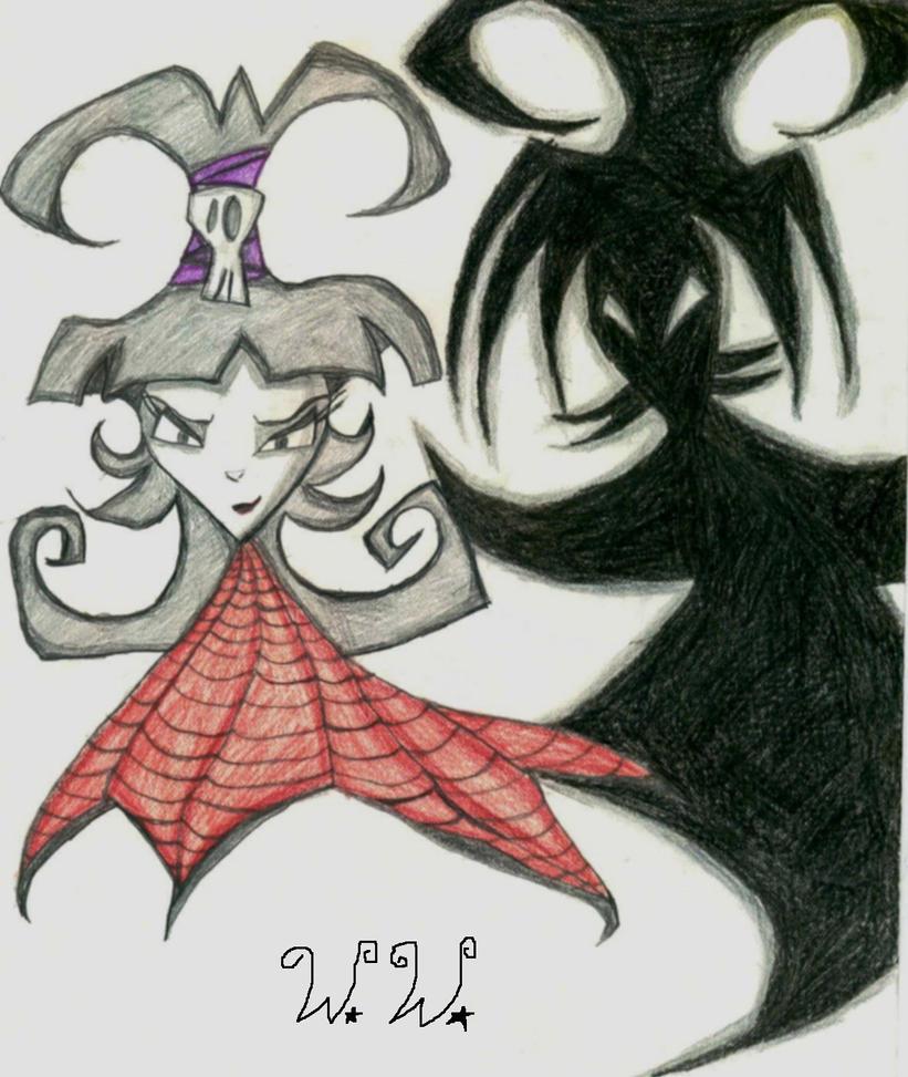 Lydia Invader Zim Style by WitchyWanda