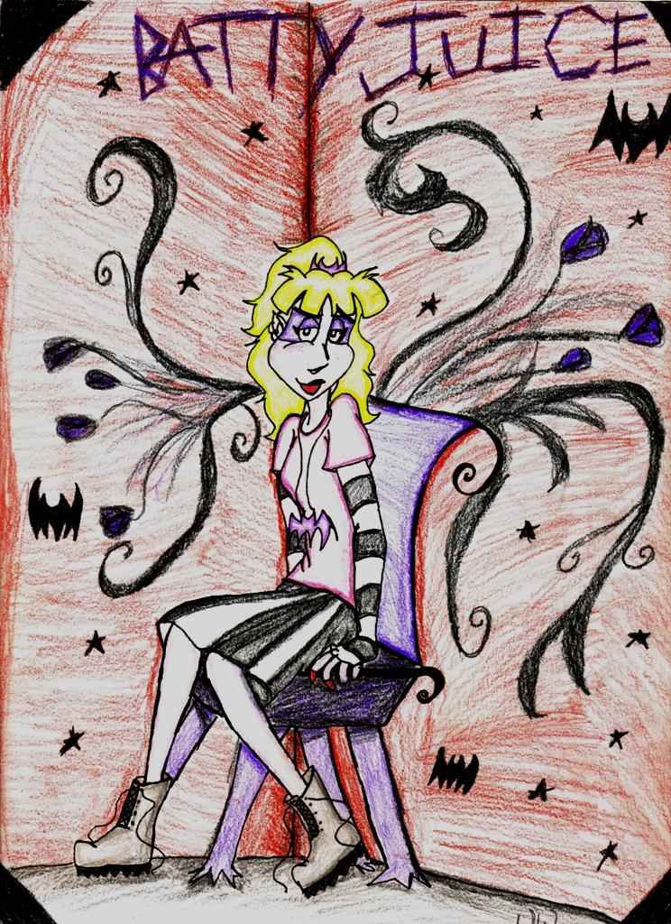 HOMG BATTY by WitchyWanda