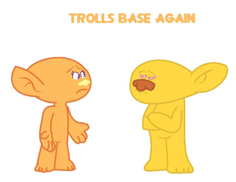 Trolls Base 2 by mixelfangirl100