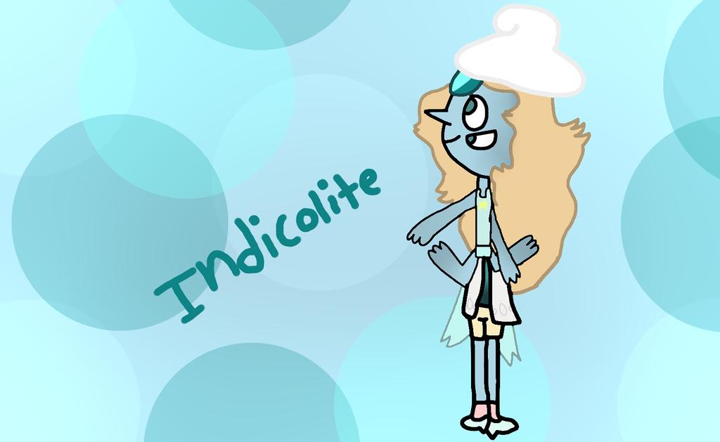 Indicolite (Speedpaint) by mixelfangirl100
