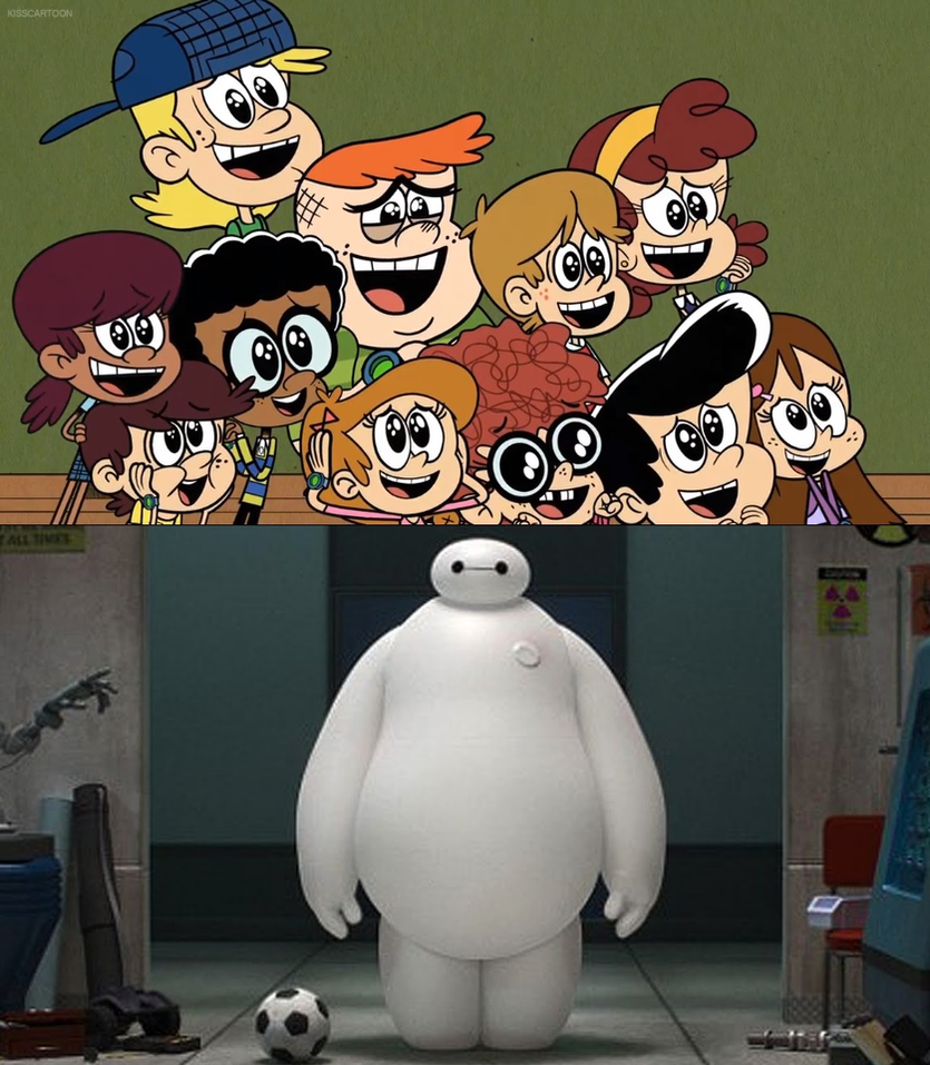 Everyone Reacts To Baymax by mixelfangirl100
