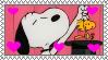 SnoopStock Stamp