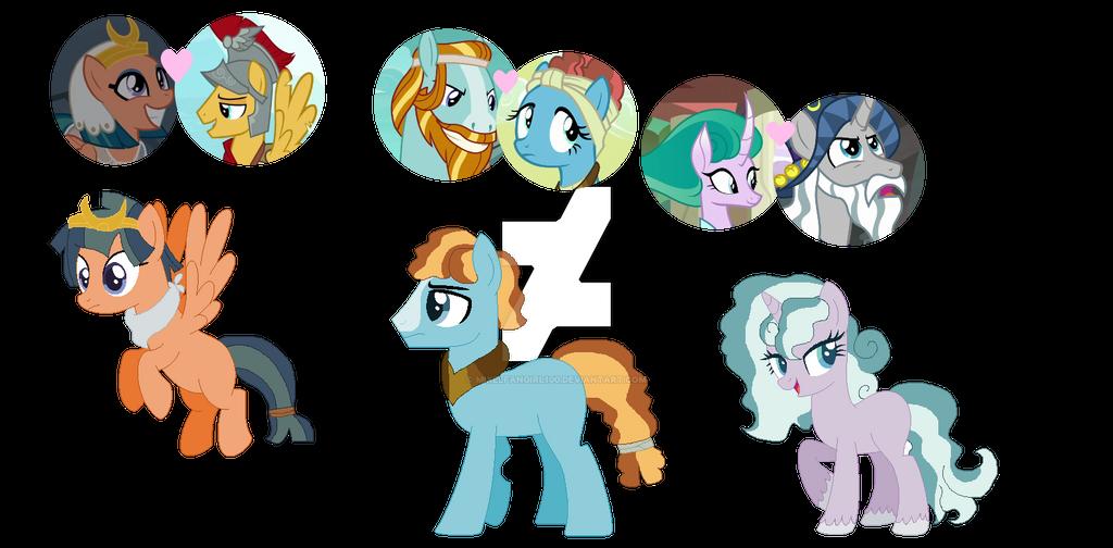 Pillars of Equestria Next Gen by MixelFanGirl100 on DeviantArt