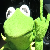 Kermit ICON- Middle Finger Mood