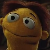 The Muppets Icon- Walter