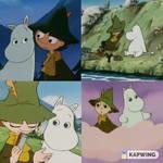 CAT- Snufkin x Moomin