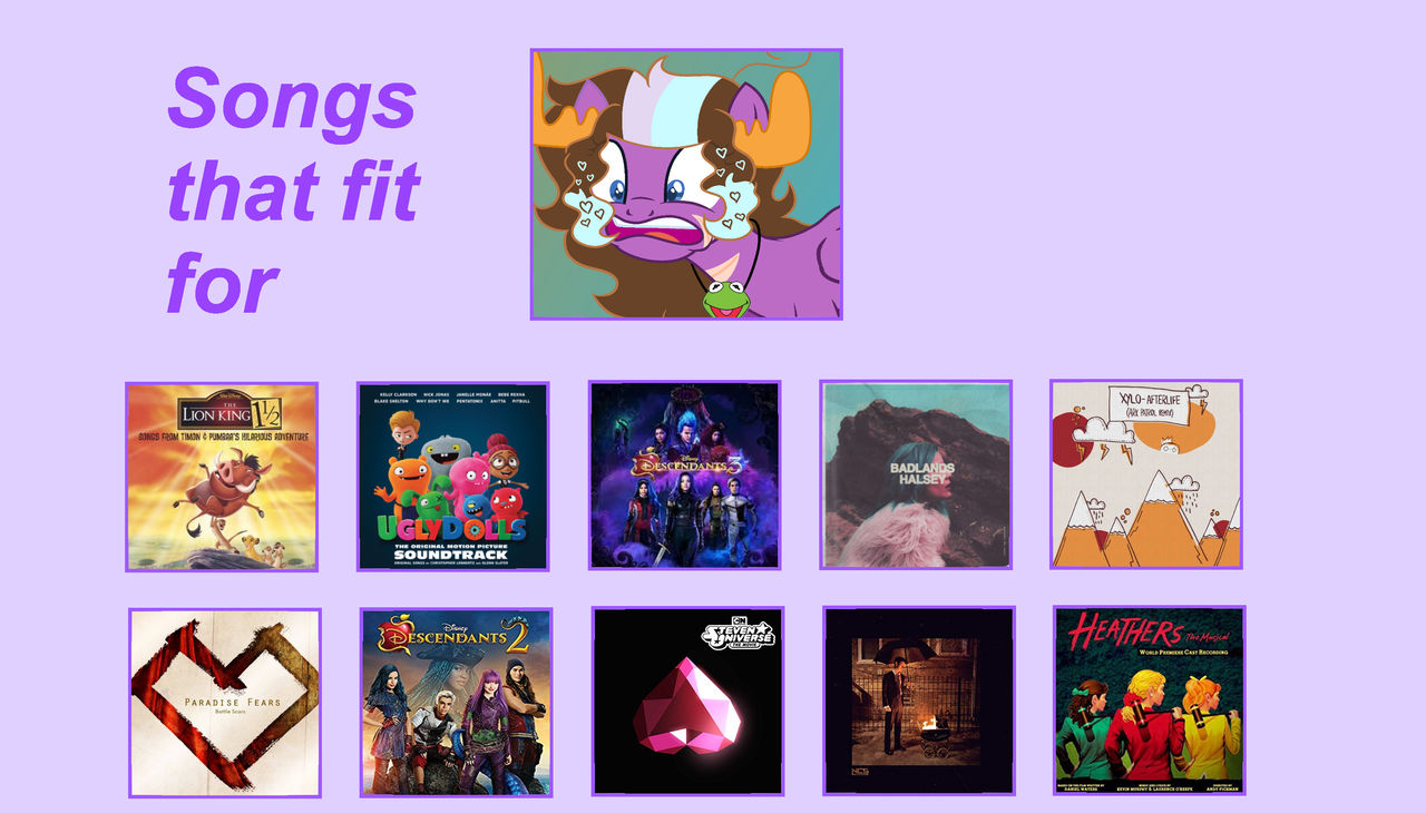 Songs that fit for Magic by MixelFanGirl100 on DeviantArt