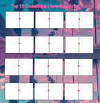 Top 12 CrossShip I love from artist template