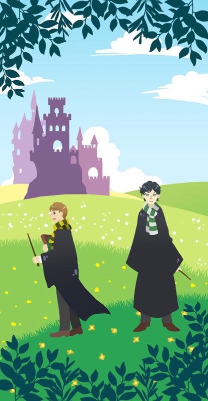 Sherlockwarts-day by KD666