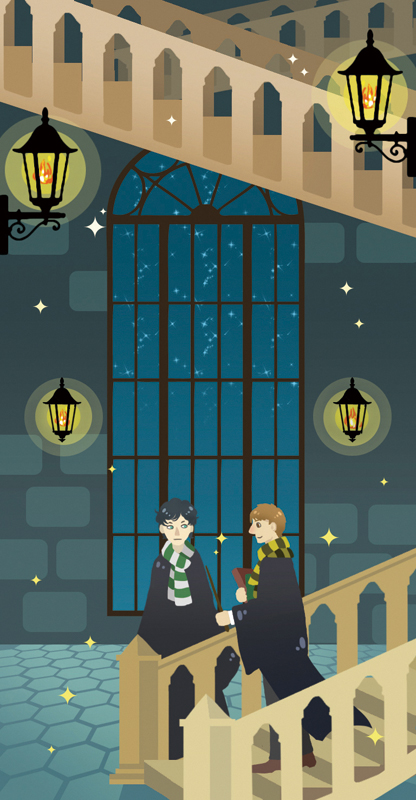 Sherlockwarts-night by KD666