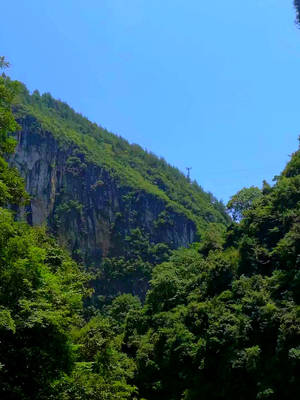 The mountains17(Enshi Hubei China) by victiger