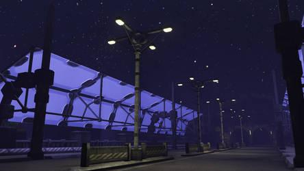 UDK Bridge Project shot 2