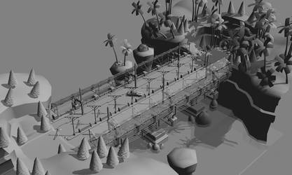 Bridge 3DMax
