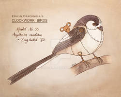 Clockwork Bird Model No.33