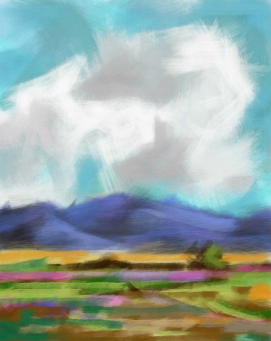 landscape by KreegDeviant