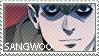 Sangwoo Stamp by JaayBirdStudios