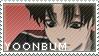 Yoonbum stamp by JaayBirdStudios