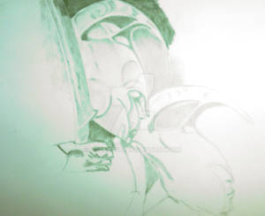 Elfin Warrior