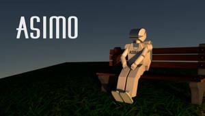 Asimo 3D Model