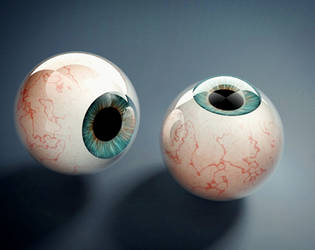 Eyeballs by hvaddi9