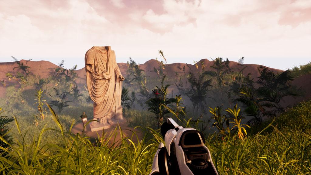 Unreal Engine - FPS Test