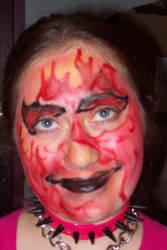 Fiery Puck