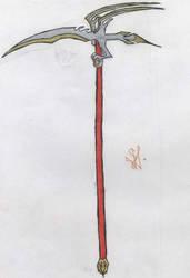 Birdie Blade by Corduroy-Dreamer