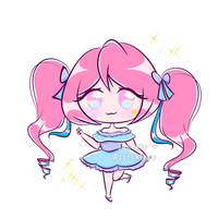 Chibi: Angie by totshieee
