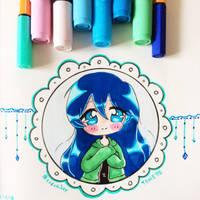 Chibi: Akira by totshieee