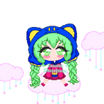 Chibi Pixel : Jelly