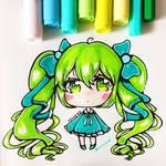 Small Chibi : Evergreen