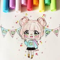Chibi : Candy