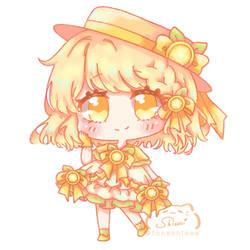 Lemon chibi lolita