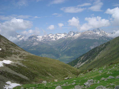 Spring Swissalps series 1 by chcea