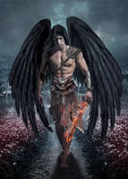 Dark Angel by BARTINERRO