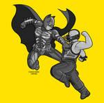 The Dark Knight Rises - Simpsons