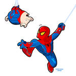 Spiderman and Spiderpig