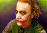 The joker- Speed Painting