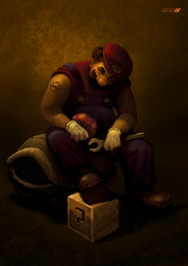 The Plumber by MOROTEO56