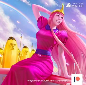 Dulce Princesa - Hora de aventura by MOROTEO56