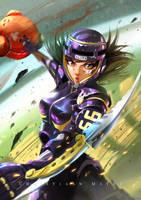 Battle Angel Alita by MOROTEO56