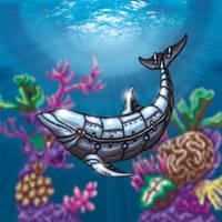 Atlantean (cover artwork) by sunteam