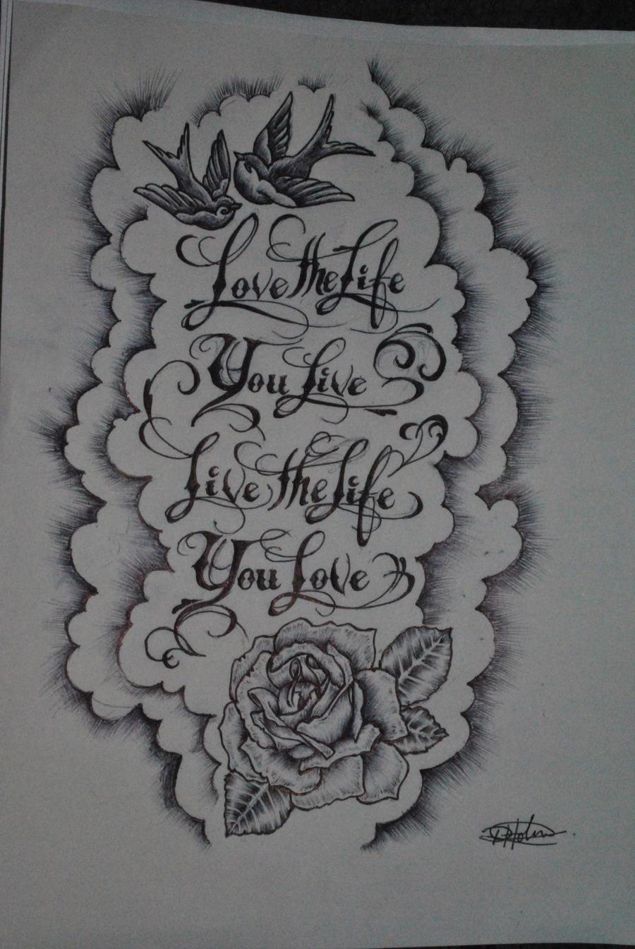 Syella More Tattoo Sleeve Designs Drawings