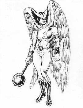WSG 272: Hawkgirl