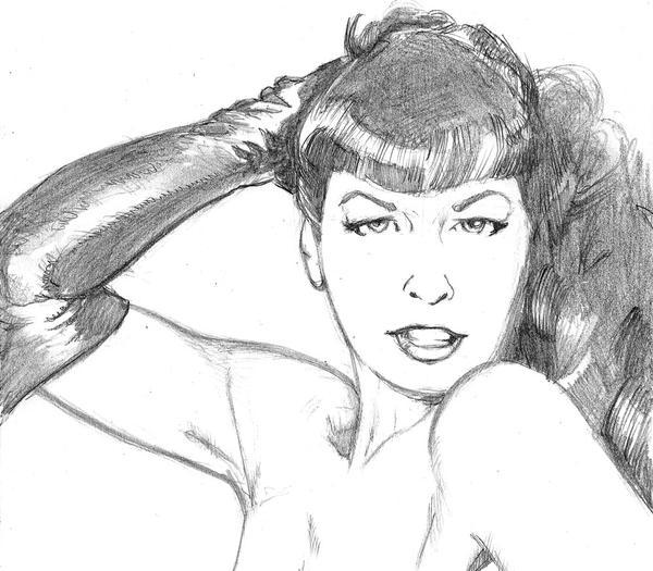 WSG #274:Bettie Page