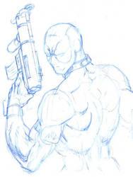 Deadpool: Backstudy
