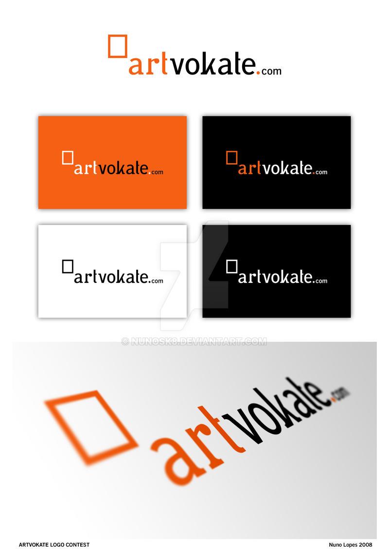 Artvokate logo by Nunosk8