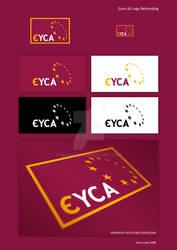 EYCA logo rebranding